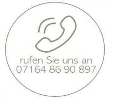 Rufen Sie uns an +49 7164 86 90 897