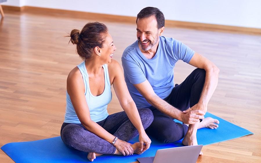 Beckenboden Training bei Prostatavergrößerung