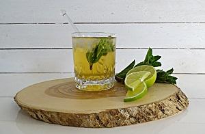 Kokoraki Eistee Cocktail für Prostatavergrößerung