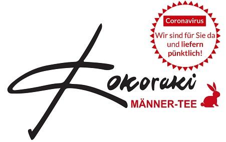 Logo Kokoraki Männer-Tee Ostern